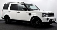 USED 2015 15 LAND ROVER DISCOVERY 4 3.0 SD V6 HSE (s/s) 5dr Auto Pan Roof, Black Pack, HDD Nav