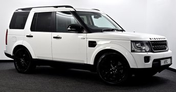 2015 LAND ROVER DISCOVERY 4 3.0 SD V6 HSE (s/s) 5dr Auto £25495.00