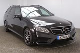 USED 2016 16 MERCEDES-BENZ E CLASS 2.1 E220 BLUETEC AMG NIGHT EDITION 5DR AUTO SAT NAV HEATED LEATHER SEATS 1 OWNER 174 BHP FULL SERVICE HISTORY + HEATED LEATHER SEATS + SATELLITE NAVIGATION + ACTIVE PARK ASSIST + PARKING SENSOR + BLUETOOTH + CRUISE CONTROL + CLIMATE CONTROL + MULTI FUNCTION WHEEL + ELECTRIC SEATS + ELECTRIC WINDOWS + ELECTRIC MIRRORS + 18 INCH ALLOY WHEELS
