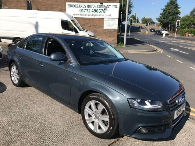 Used Audi A4 Cars In Preston From Brooklands Motor Company Ltd