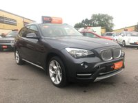 USED 2013 BMW X1 2.0 XDRIVE20D XLINE 5d AUTO 181 BHP Excellent condition,