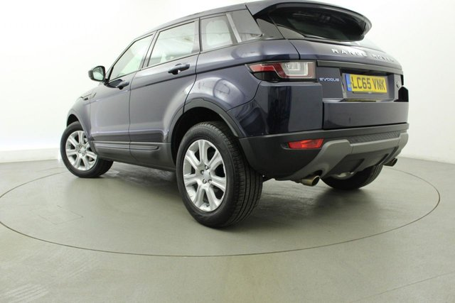 LAND ROVER RANGE ROVER EVOQUE at Georgesons