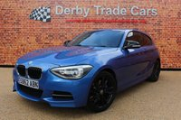 USED 2012 62 BMW 1 SERIES 3.0 M135I 3d AUTO 316 BHP