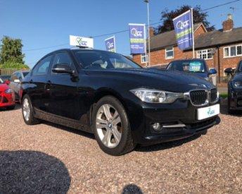 2014 BMW 3 SERIES 2.0 320D SPORT 4d 184 BHP £13995.00