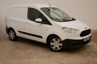2016 FORD TRANSIT COURIER 1.5 TREND TDCI (SAT NAV AND AIR CON) £7990.00