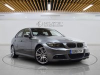 "USED 2012 61 BMW 3 SERIES 3.0 325D M SPORT 4d AUTO 202 BHP SATNAV | LEATHERS | 18"" ALLOYS 