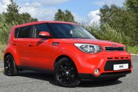 USED 2015 65 KIA SOUL 1.6 CRDI CONNECT 5d 134 BHP KIA WARRANTY TO 2022! FULL KIA SERVICE HISTORY! DAB!