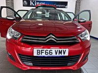 USED 2016 66 CITROEN C4 1.6 BLUEHDI FLAIR 5dr  £0 Tax, 78.5 MPG. 1 Owner, FSH , SAVE OVER £10,000 On NEW !!!