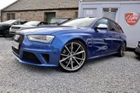 USED 2014 64 AUDI RS4 AVANT Quattro 4.2 V8 FSI S Tronic 5dr ( 450 bhp ) RS4 Bucket Seats Low Mileage 2 Previous Owners FASH £8k Extras Most Desirable Colour Super High Spec