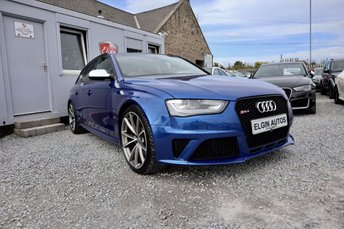 View our AUDI RS4 AVANT