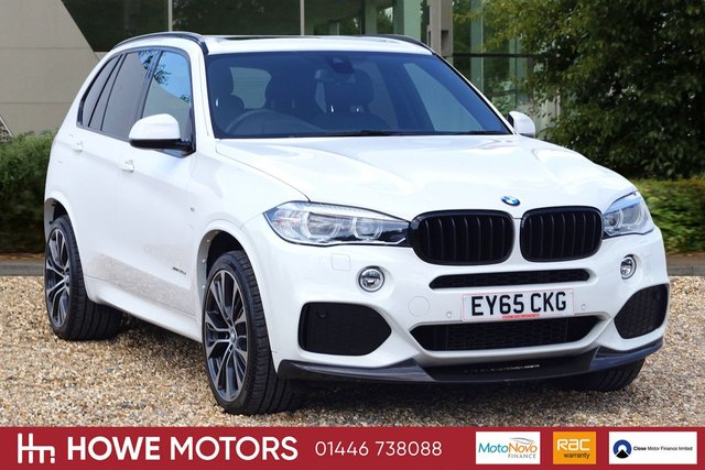 2015 65 BMW X5 3.0 XDRIVE30D M SPORT 5d AUTO 255 BHP 7 SEATER PRO NAVIGATION PANORAMIC SUNROOF DRIVING ASSISTANT XENON REV CAMERA PDC DAB