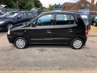 USED 2008 08 HYUNDAI AMICA 1.1 ATLANTIC 5d 63 BHP IDEAL FIRST CAR, CHEAP TO RUN, SUPPLIED WITH A NEW MOT