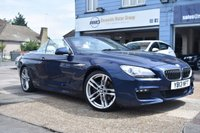 USED 2013 13 BMW 6 SERIES 3.0 640D M SPORT 2d AUTO 309 BHP COMES WITH 6 MONTHS WARRANTY