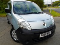 USED 2010 60 RENAULT KANGOO 1.6 EXTREME 16V 5d AUTO 105 BHP VERSA  ** FULLY WHEELCHAIR ACCESSIBLE VEHICLE, AUTOMATIC, YES ONLY 19510 MILES FROM NEW **
