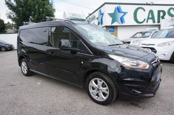 2014 FORD TRANSIT CONNECT 1.6 TDCI 115 BHP 240 L2 LONG LIMITED 5DR  £8489.00