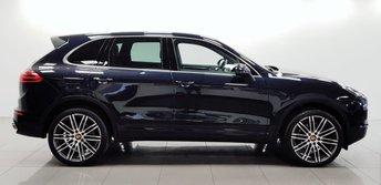 2014 PORSCHE CAYENNE 3.0 D V6 TIPTRONIC S 5d AUTO 262 BHP £31950.00