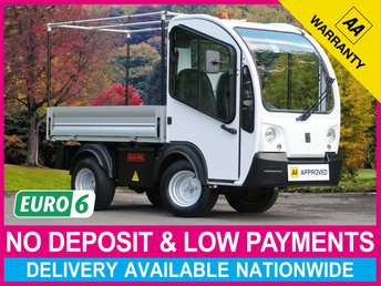 2015 GOUPIL G3 48V ELECTRIC AUTOMATIC LWB PICK UP £6950.00