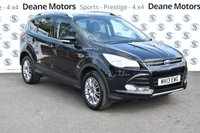 USED 2013 13 FORD KUGA 2.0 TITANIUM TDCI 5d 160 BHP MEGA VALUE