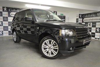 2011 LAND ROVER RANGE ROVER 4.4 TDV8 VOGUE 5d AUTO 313 BHP £14888.00