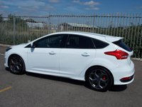 USED 2016 65 FORD FOCUS 2.0 ST-3 5d 247 BHP