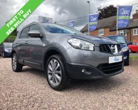 USED 2013 13 NISSAN QASHQAI 1.6 TEKNA IS 5d 117 BHP