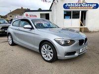 2015 BMW 1 SERIES 1.6 116I SE 3d 135 BHP £9495.00