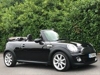 2015 MINI CONVERTIBLE 1.6 ONE HIGHGATE 2d 98 BHP £8990.00
