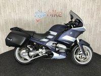 2002 BMW R1150 R 1150 RS R1150RS  SE ABS MODEL TOURER 12 MONTHS MOT 2002 02  £3590.00