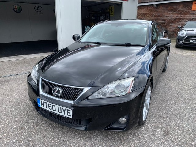 LEXUS IS at Euxton Sports and Prestige