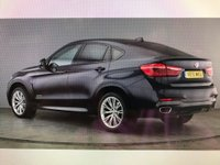 USED 2015 15 BMW X6 3.0 40d M Sport SUV 5dr Diesel Auto xDrive (s/s) (313 ps) Sunroof, Night Vision, HUD