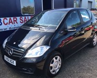 USED 2011 61 MERCEDES-BENZ A CLASS 1.5 A160 BLUEEFFICIENCY CLASSIC SE 5d 95 BHP NO DEPOSIT AVAILABLE, DRIVE AWAY TODAY!!