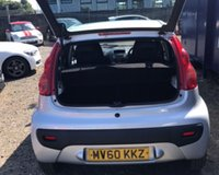 USED 2010 60 PEUGEOT 107 1.0 URBAN 5d 68 BHP NO DEPOSIT AVAILABLE, DRIVE AWAY TODAY!!