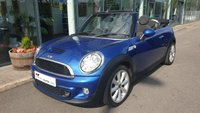 USED 2015 15 MINI CONVERTIBLE 1.6 COOPER S 2d 184 BHP ++FANTASTIC VALUE FOR MONEY+DESIRABLE COLOUR COMBO+GREAT SPECIFICATION++