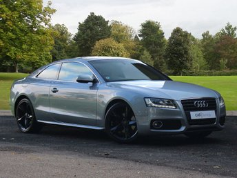 2010 AUDI A5 2.0 TFSI S LINE SPECIAL EDITION 2d 178 BHP £7420.00