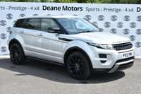 USED 2012 12 LAND ROVER RANGE ROVER EVOQUE 2.2 SD4 DYNAMIC 5d AUTO 190 BHP PANORAMIC ROOF