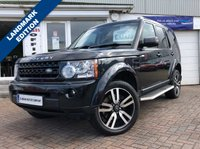 USED 2011 61 LAND ROVER DISCOVERY 3.0 4 SDV6 LANDMARK LE 5d AUTO 245 BHP SUPPLIED WITH 12 MONTHS MOT, LOVELY 4X4 TO DRIVE