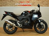 USED 2016 16 HONDA CBR 125 R-F LEARNER LEGAL SPORT STYLE 125CC