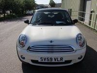 USED 2009 59 MINI HATCH COOPER 1.6 COOPER 3d AUTO 118 BHP 10300 MILES AS NEW
