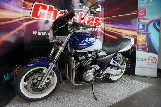 View our SUZUKI GSX 1400