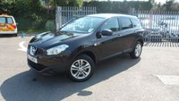 USED 2013 13 NISSAN QASHQAI+2 1.6 VISIA IS PLUS 2 DCIS/S 5d 130 BHP 7 SEATS