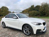 USED 2016 16 BMW M2 3.0 M235I 2d AUTO 322 BHP