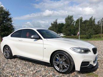 2016 BMW M2 3.0 M235I 2d AUTO 322 BHP £20995.00