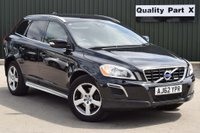 2013 VOLVO XC60 2.4 D5 R-Design Geartronic AWD 5dr £10980.00