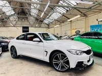 USED 2016 16 BMW 4 SERIES 2.0 420d M Sport xDrive 2dr PERFORMANCE KIT 19S HK 19S