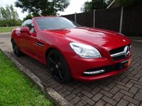 USED 2011 61 MERCEDES-BENZ SLK 1.8 SLK250 BLUEEFFICIENCY EDITION 125 2d 1 PREV OWNER