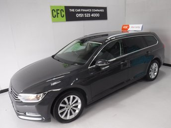 2015 VOLKSWAGEN PASSAT 2.0 SE BUSINESS TDI BLUEMOTION TECHNOLOGY 5d 148 BHP £10450.00