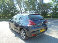 USED 2014 14 PEUGEOT 3008 1.6 HDI ALLURE 5d 115 BHP