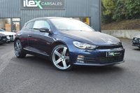 USED 2016 65 VOLKSWAGEN SCIROCCO 2.0 GT TDI BLUEMOTION TECHNOLOGY 2d 150 BHP