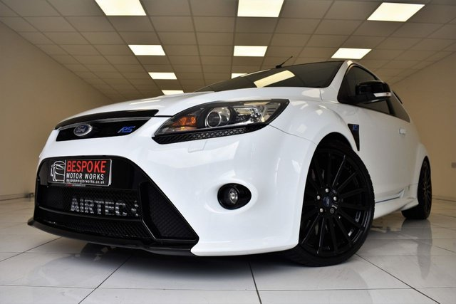 2010 60 FORD FOCUS 2.5 RS 3 DOOR 300 BHP