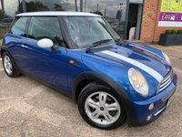 2006 MINI HATCH COOPER 1.6 COOPER 3d 114 BHP £1495.00